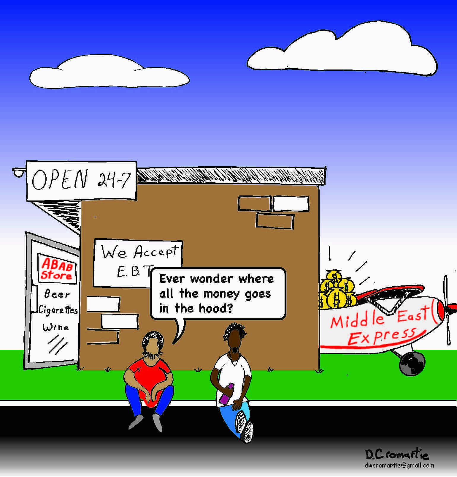 Non-Black Businesses