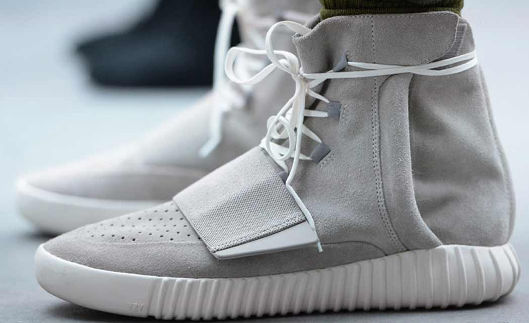 Kanye West rolls out Yeezy shoes | South Florida Times