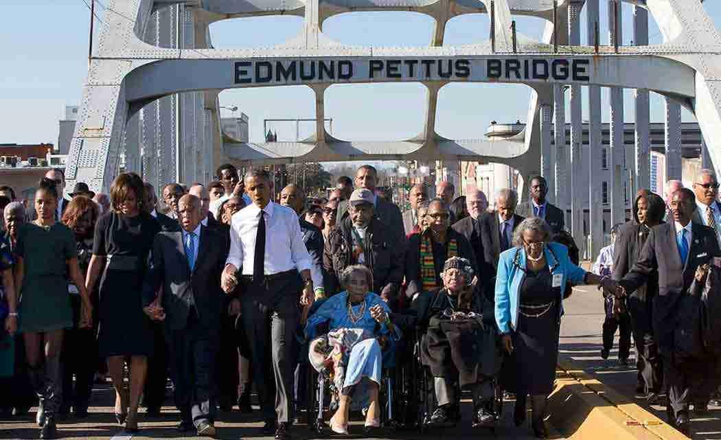 Bloody-Sunday-50th-anniversary-Thousands-crowd-Selma-bridge