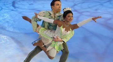 First-black-princess-featured-in-Disney-on-Ice