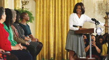 First-lady--Education-is-most-important-civil-rights-issue-