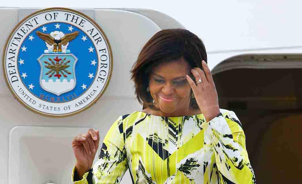 US-1st-lady-visits-Japan-to-showcase-girls'-education-aid