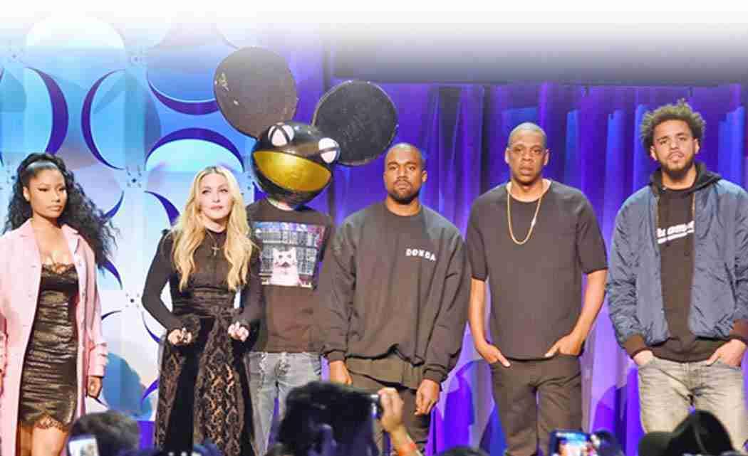 Jay-Z,-Nicki-Minaj-among-owners-of-Tidal