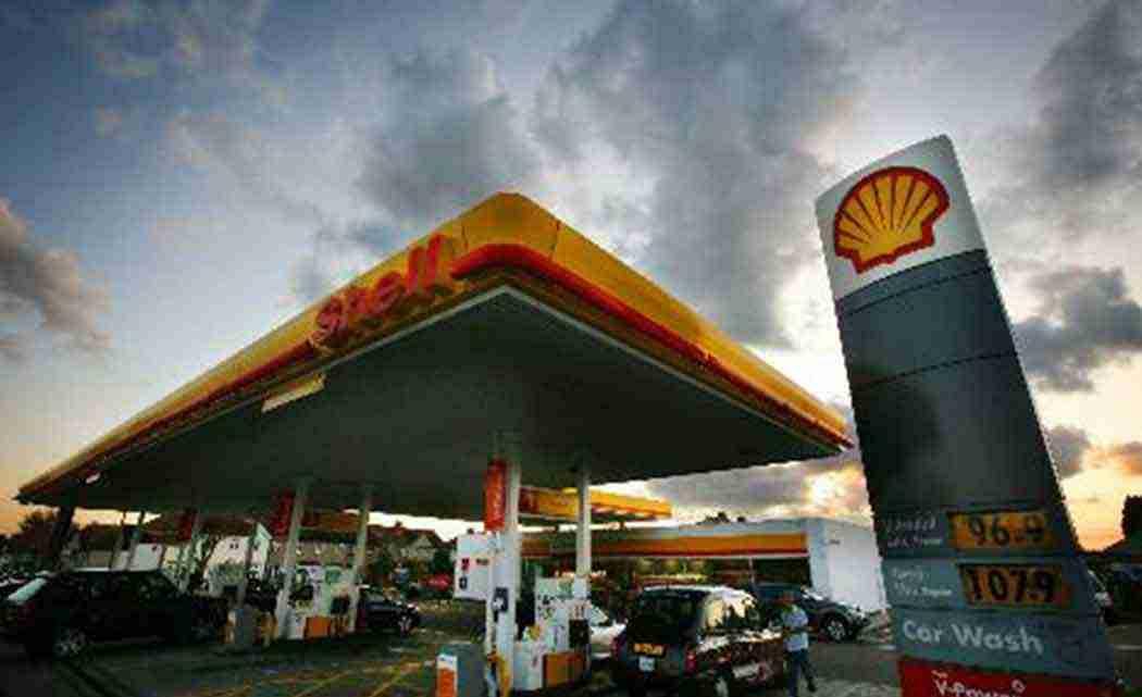 shell-gasstation