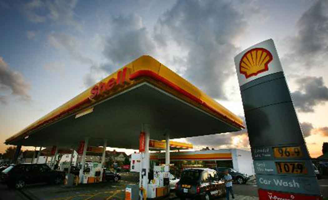 shell-gasstation