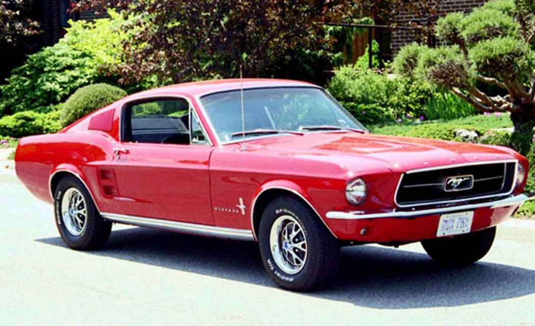 sixty-seven-mustang