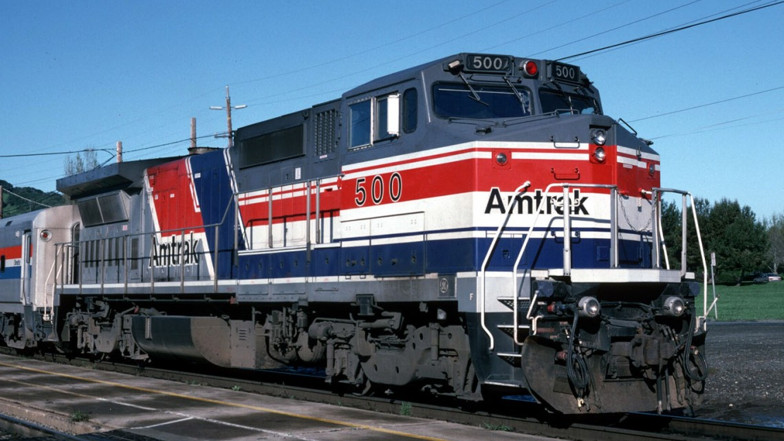 America's premier rail superhighway is slowly falling apart