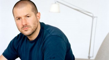 Apple innovator Jonathan Ive