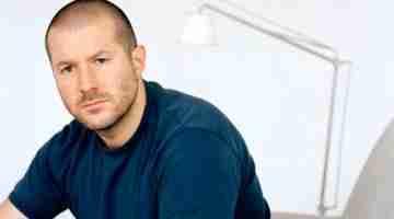 Apple innovator Jonathan Ive
