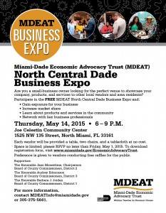 MDEAT-North-Central-Dade-Business-Expo_Vendor-Flyer