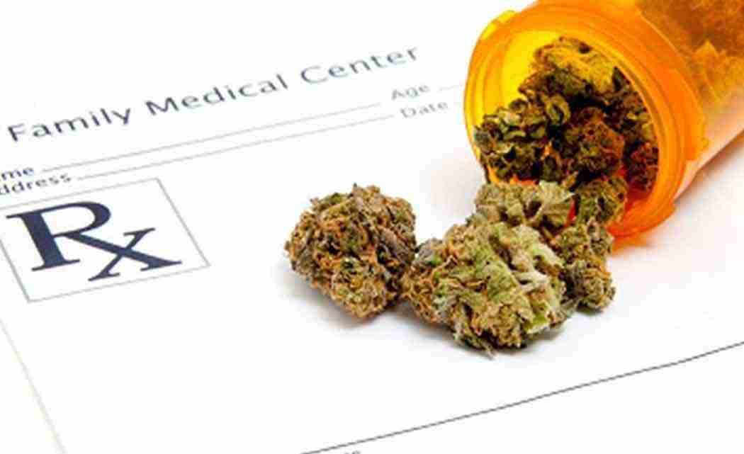 Marijuana-application