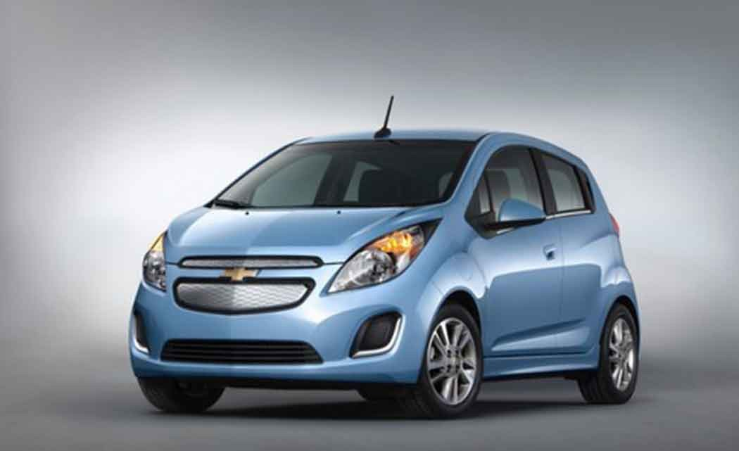 Spark-electric-car