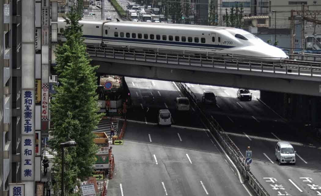 Tokyo's-Asia-infrastructure