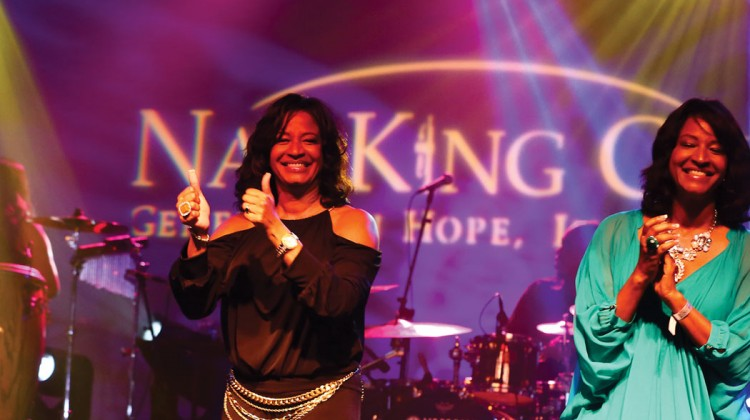 Twin-daughters-of-Nat-King-Cole-help-children-explore-the-gift-of-music