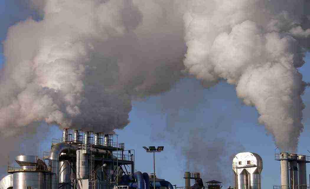 gas-emission