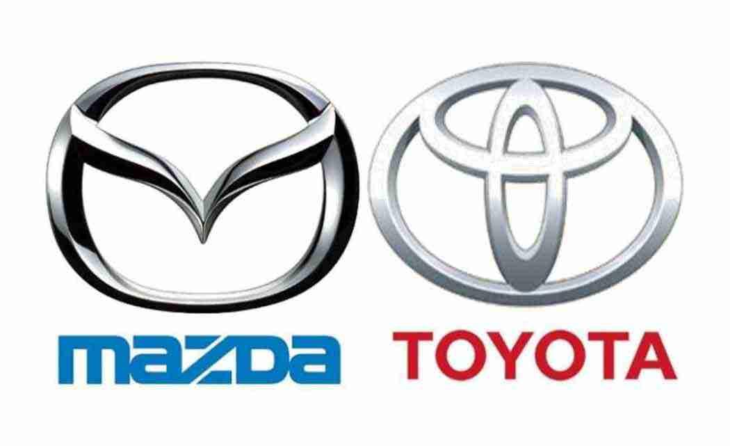 Mazda Toyota