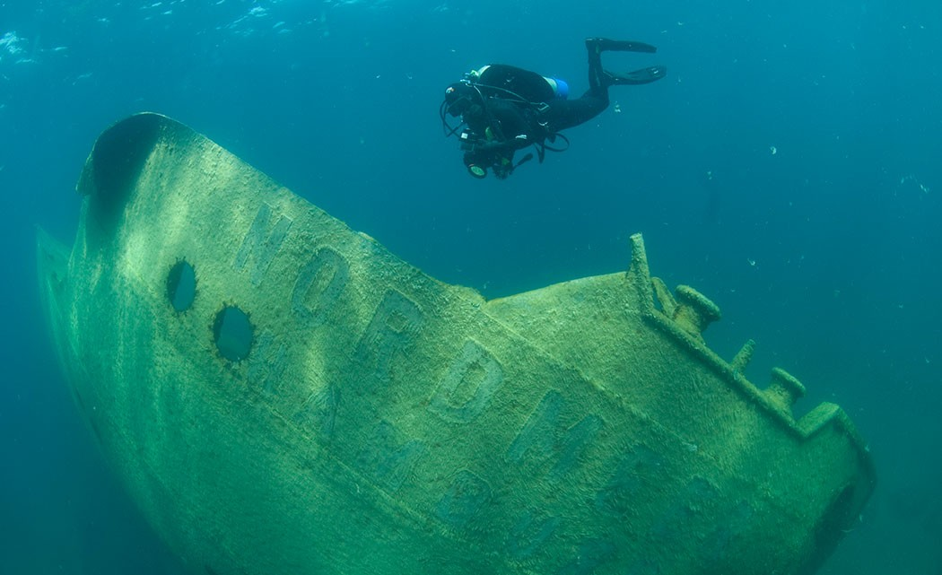 Marine sanctuary researchers gain access to more ...