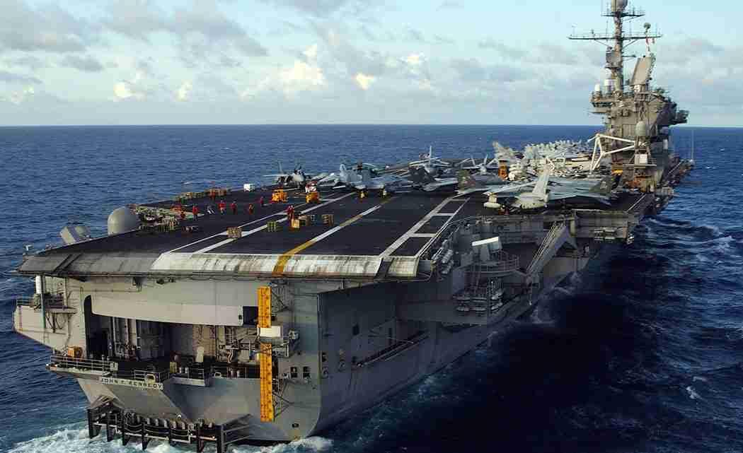 _0018_aircraft carrier John F. Kennedy.