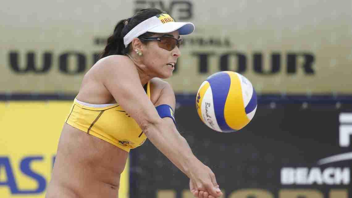 Agatha Bednarczuk of Brazil