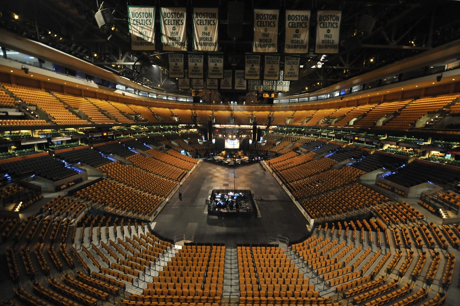 TD Garden would host Olympic basketball finals, gymnastics | South ...