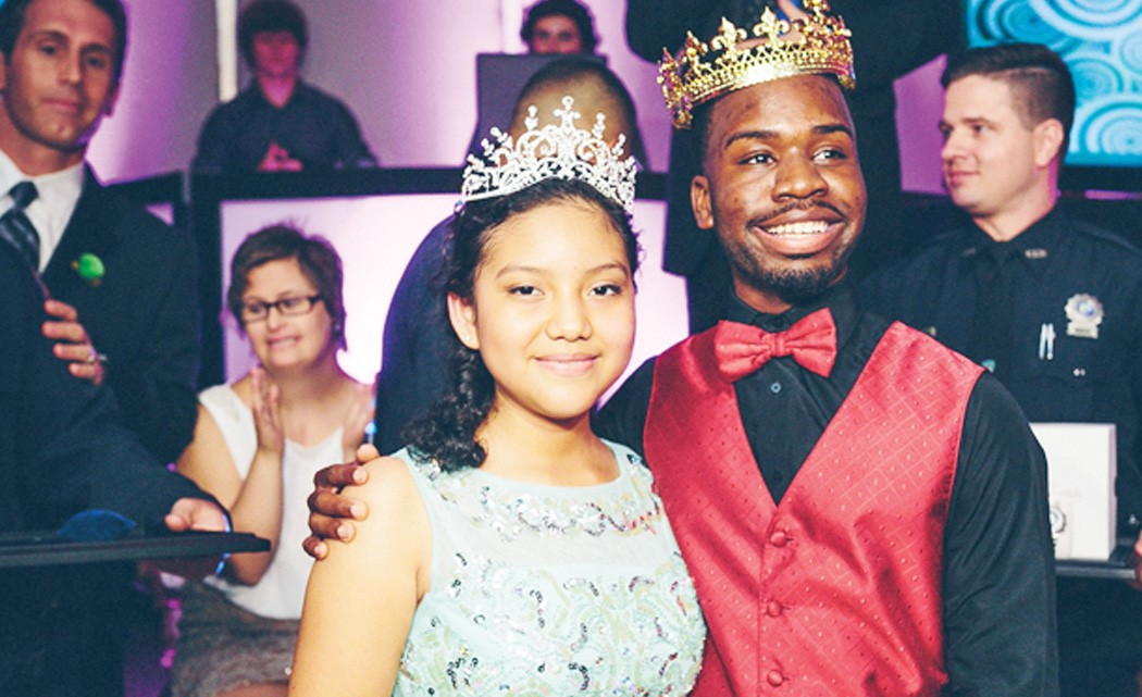 Cancer--patients--get-royal--treatment-at-special-prom