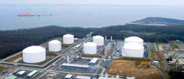 Dominion Cove Point LNG