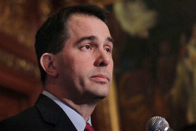 Gov. Scott Walker'