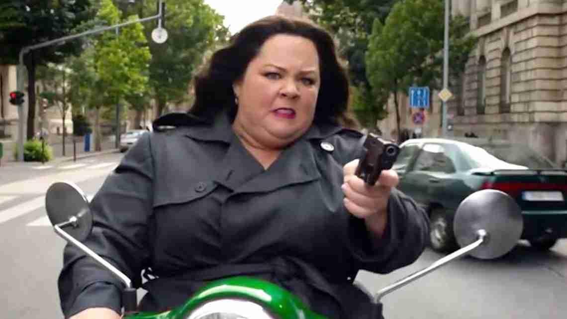 Melissa McCarthy spy