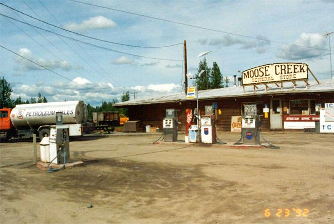 Moose Creek wells