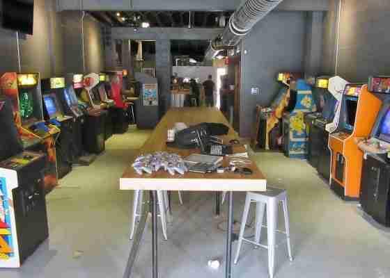 Old North Arcade
