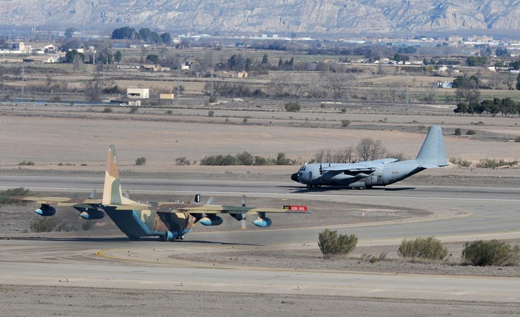 Spain,-US-agree-to-make-US--force-at-Spanish-base-