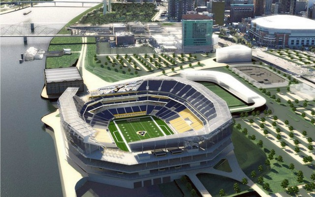 St. Louis stadium