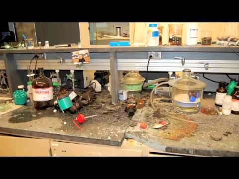 Texas Tech after 2010 lab explosion