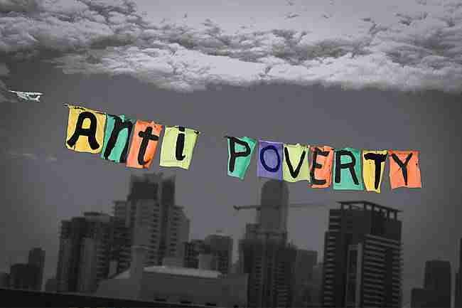 anti-poverty