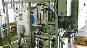 carbon-capture lab