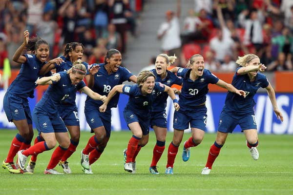 france-womens team