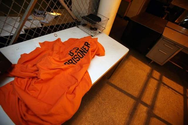 inmate uniform