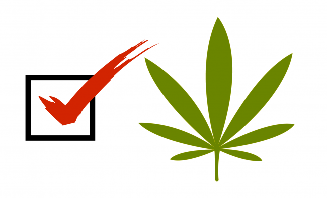 legalize pot graphic