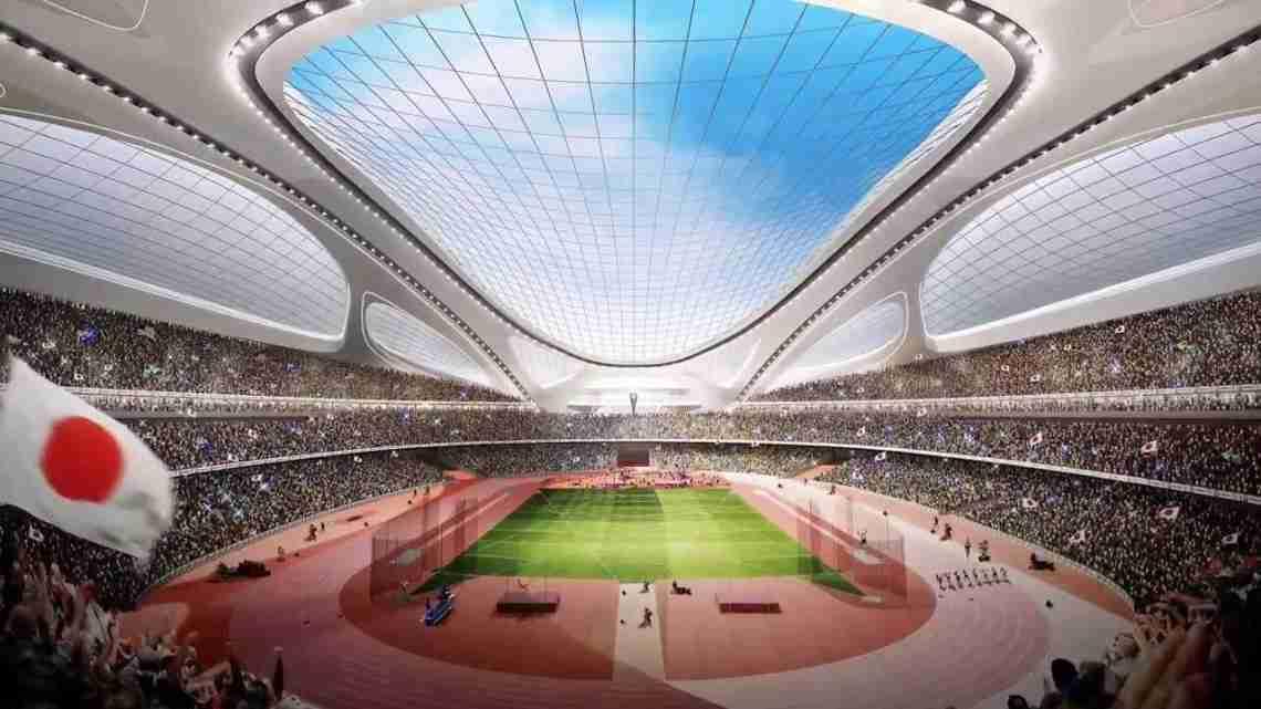 2020 Summer Olympics tokyo stadium