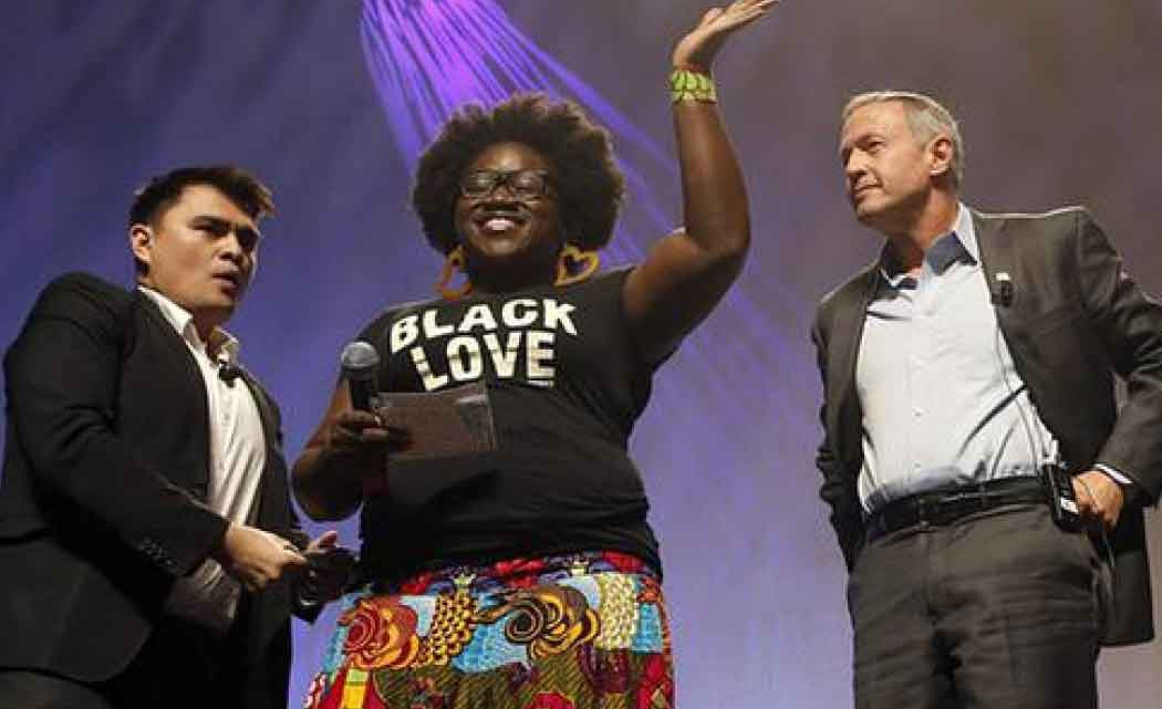 Black-Lives-Matter--Why-we-shut-down-the-Presidential-town-hall