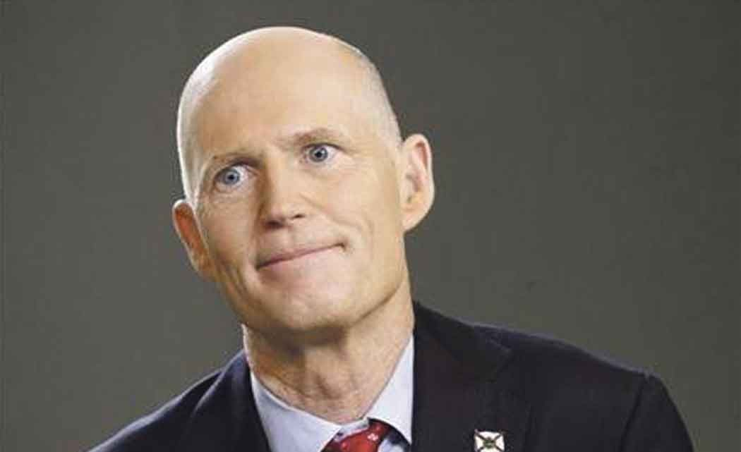 Florida--governor-signs-budget,-vetoes-nearly--$500-million-