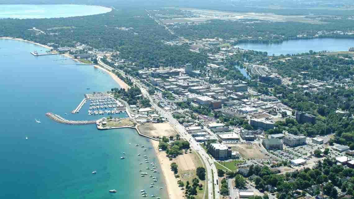 Traverse City Beaches E Coli