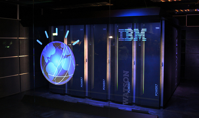 ibm supercomputer watson Ibm's watson, the computational genius that has bested jeopardy champions, published a cookbook and even been unleashed in the fight against cancer, now has what is perhaps its greatest.