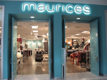 Maurices clothing store