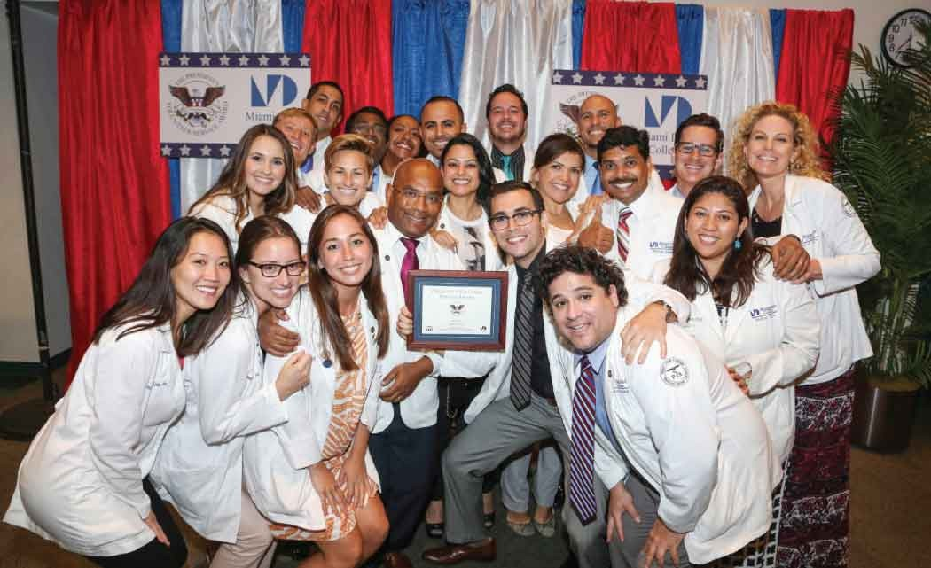 Miami-Dade-College-students-hailed-for-volunteerism
