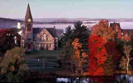 University of Massachusetts at Amherst