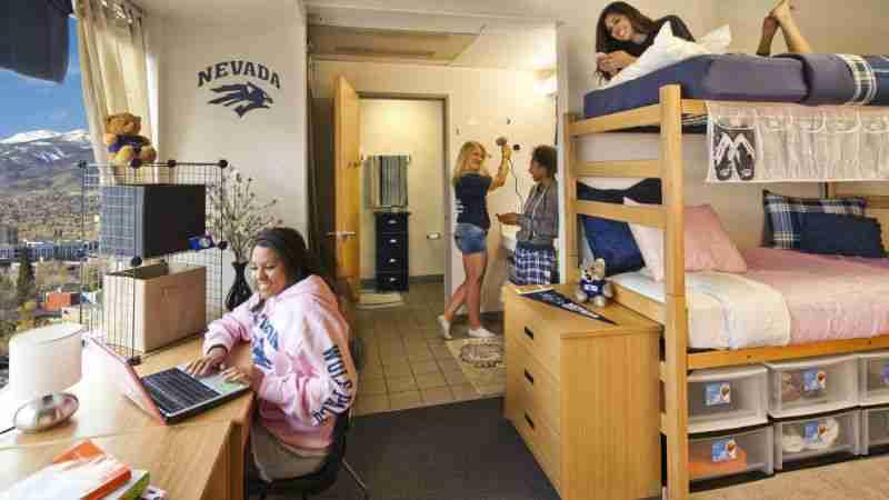 University of Nevada, dorm