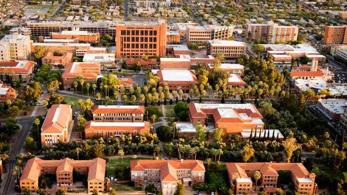 University. of Arizona