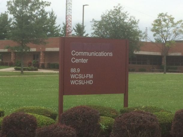William H Cosby Mass Communications Center.
