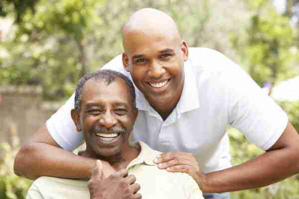 african american elderly